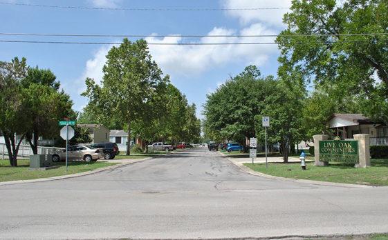 Live Oaks Rentals in New Braunfels, Texas